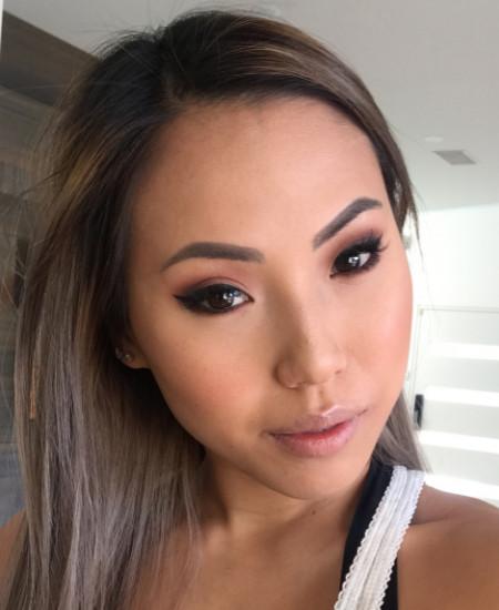 Makeup artist Jenny Ban