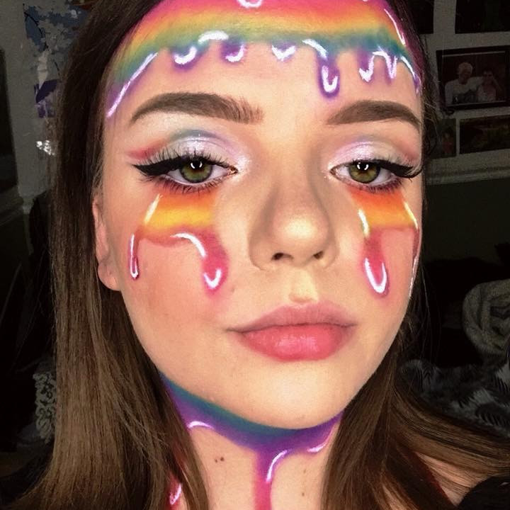qc makeup academy student olivia hackford