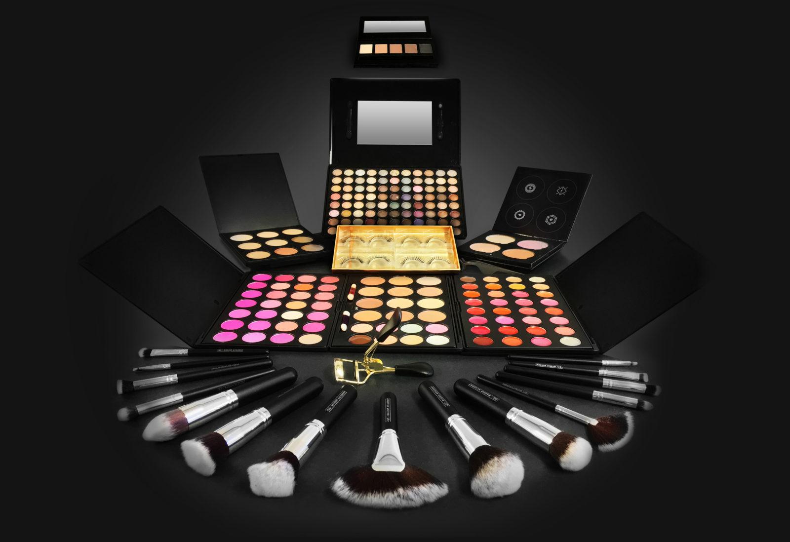 Glamour Makeup Kit - QC Makeup Academy