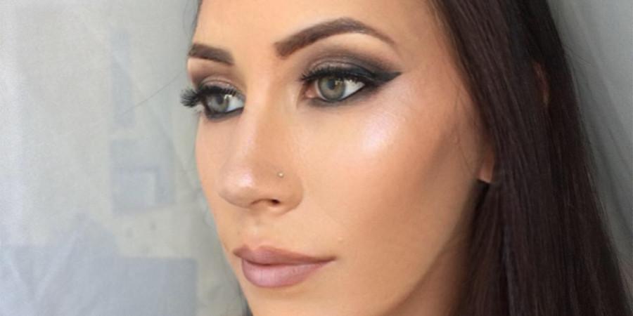 makeup artistry student Rachael Condon