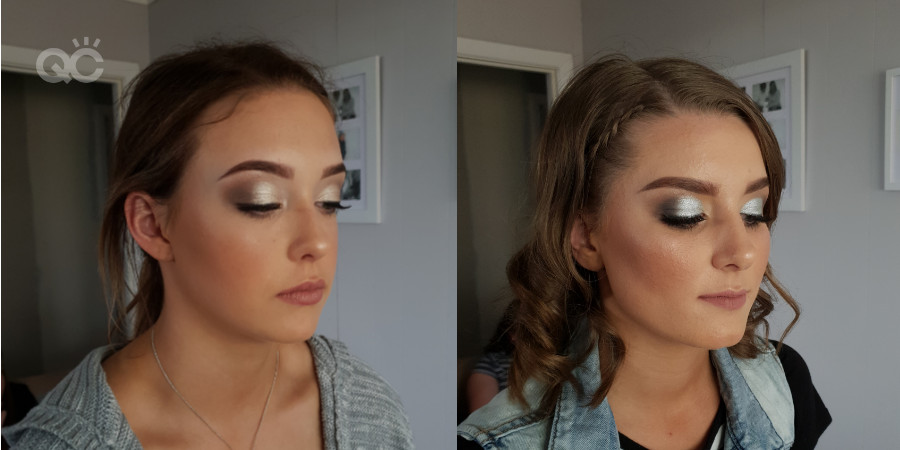 makeup by izzaglam on Facebook - professional makeup artist work