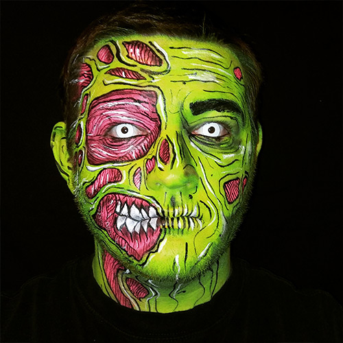 Special FX Makeup by Tyler Russel