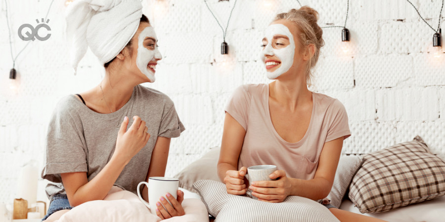 beauty face masks for hydration and toning makeup artist training tip