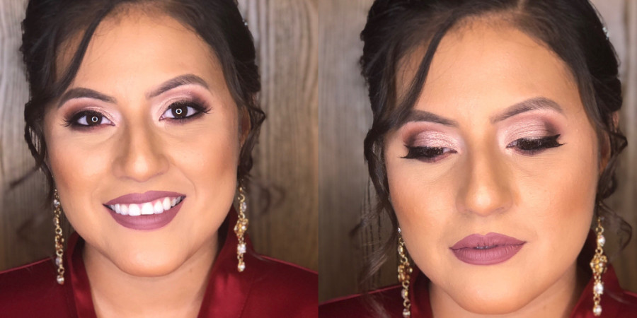 bridal makeup artistry by gabrielle rivera or geulaa makeup