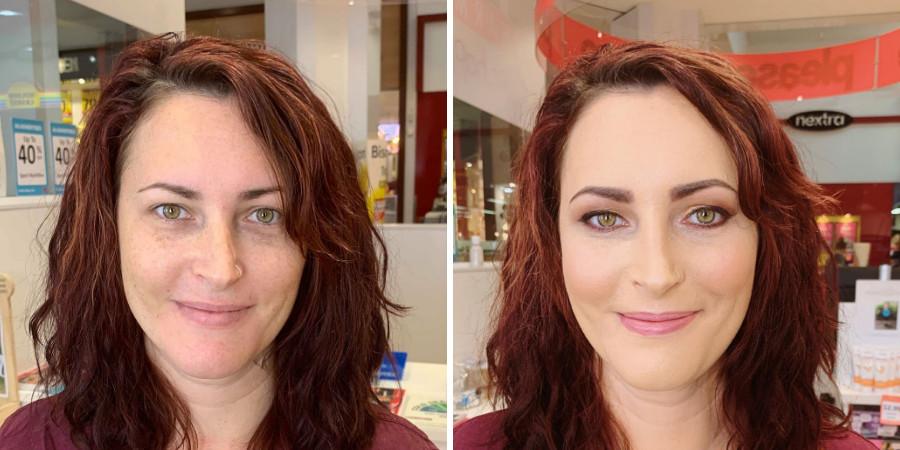 qc makeup academy graduate - jessica moore's makeup portfolio
