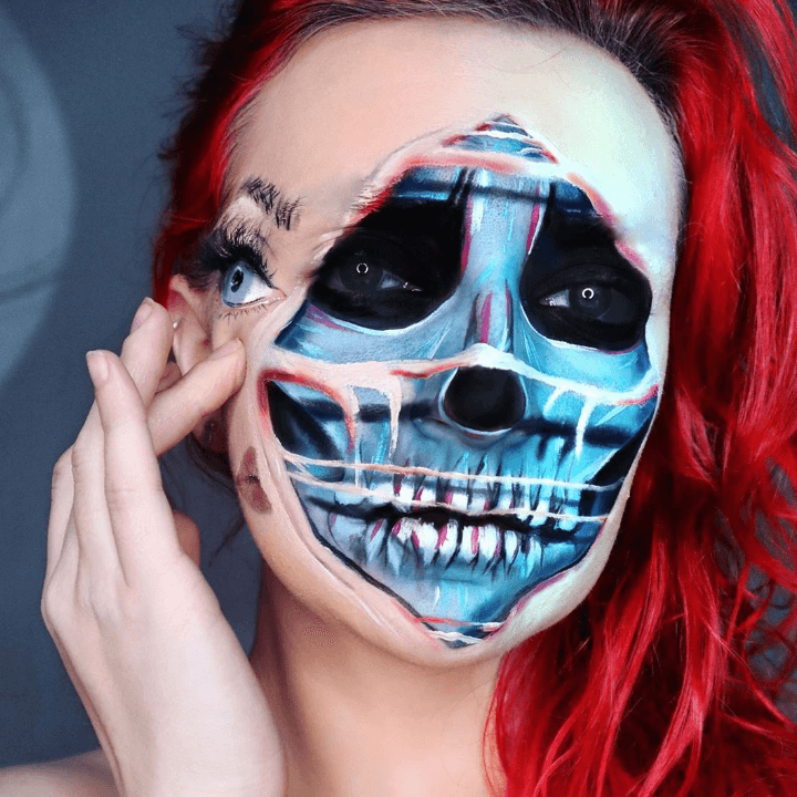 Kirsten Hart - Special effects Makeup artistry