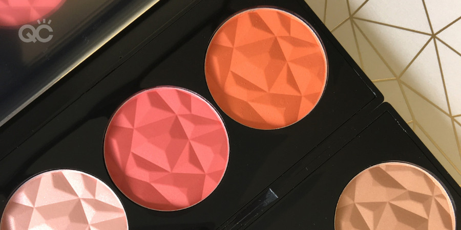 blushes for a professional makeup kit for a makeup job