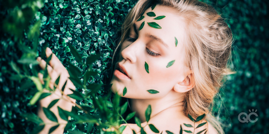 leaves on model special effects makeup artistry jobs