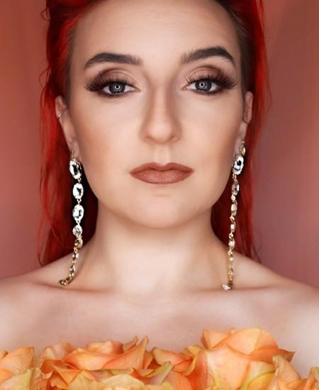 Kirsten Hart - QC Makeup Academy graduate