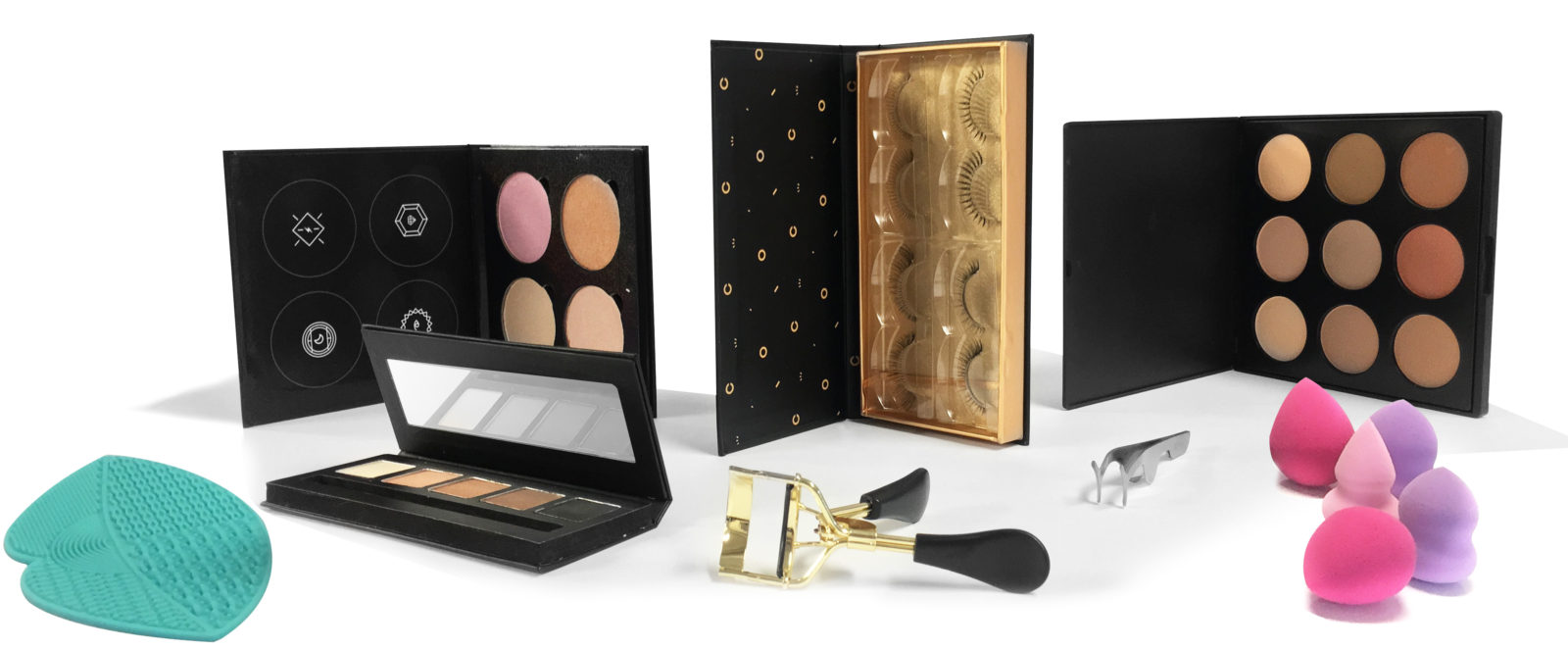QC Makeup Academy - Free Makeup Items - QC Students and Graduates Special Offer