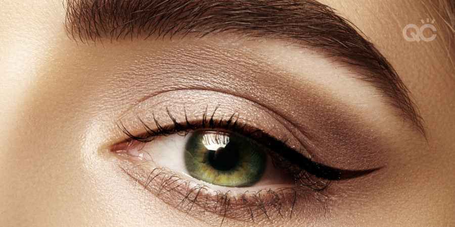 how to draw cat eye liner toward brows online makeup classes