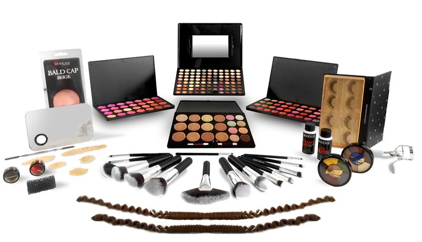 QC Makeup Academy - Free Special FX Makeup Kit - Halloween Promotion