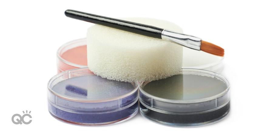 clown makeup character paints makeup artist kit