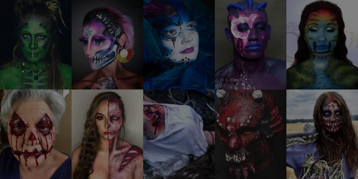 Halloween Makeup Contest 2019: WINNERS REVEALED!