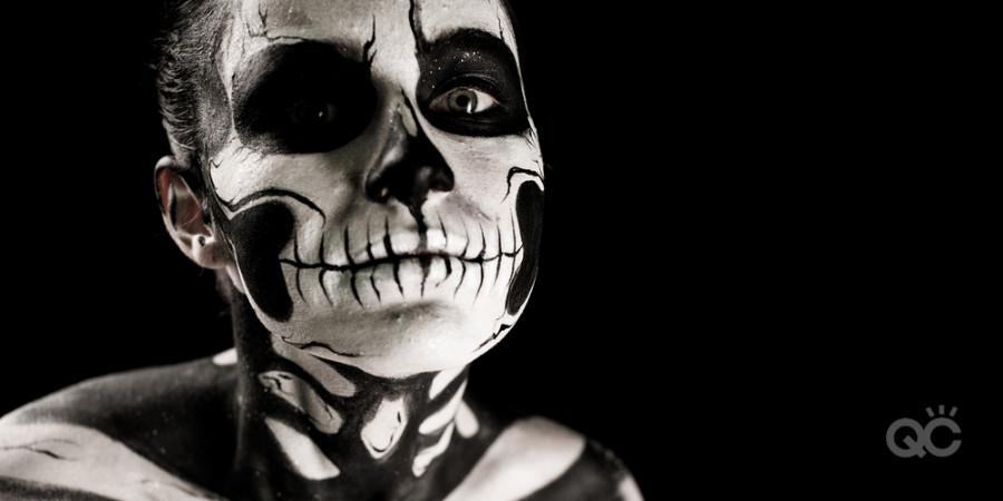 special fx skull face paint