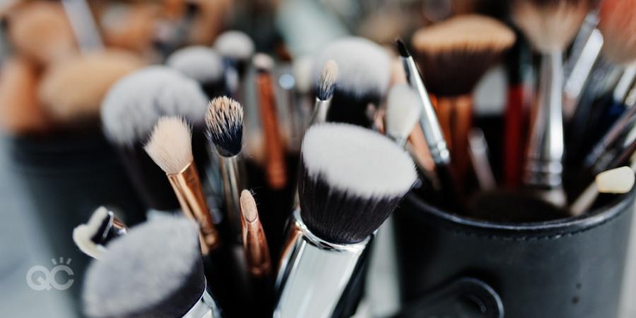 professional makeup kit brushes