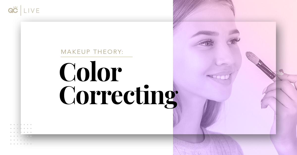 QC Makeup Academy - Free Live Online Class - Color Correcting - Lightbox Preview Image