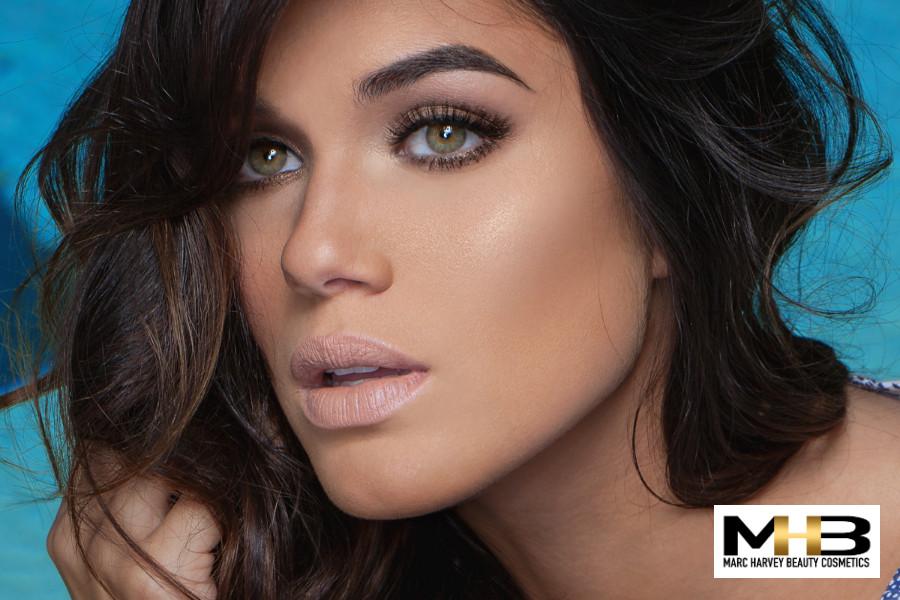 QC Makeup Academy Expert Feature- Marc Harvey - Model 1