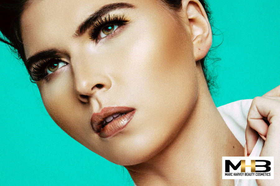 QC Makeup Academy Expert Feature- Marc Harvey - Model 3