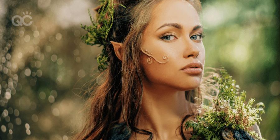 special fx makeup female elf look