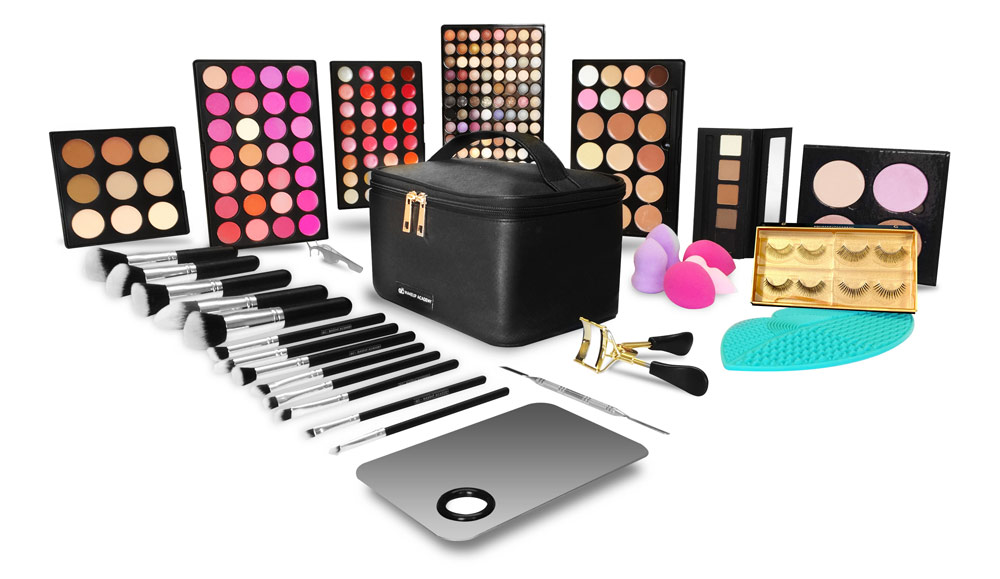 QC Makeup Academy - Limited Time Elite Makeup Kit