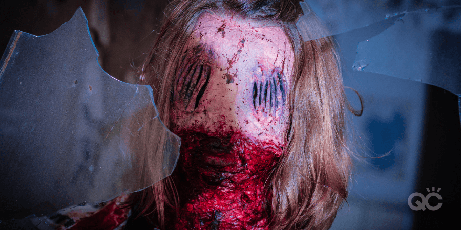How to Create a Special Effects Makeup Look Blog - Prosthetic Makeup