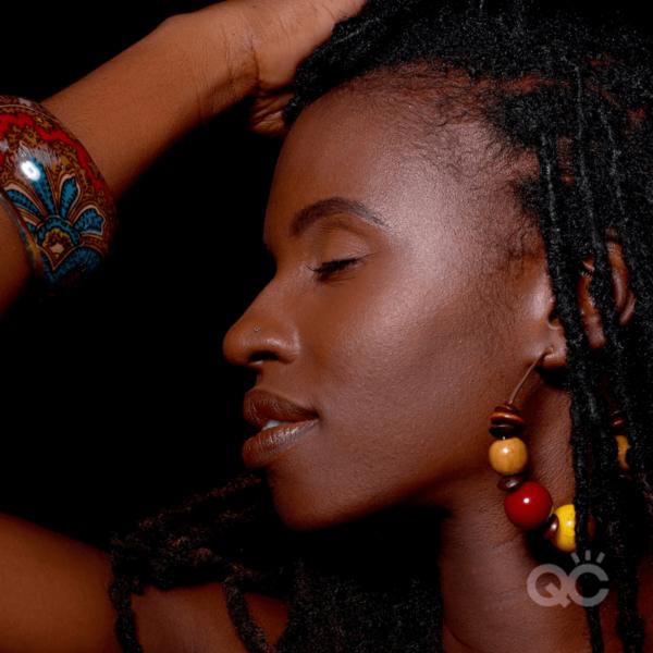 online makeup school student ambassador paula alleyne's makeup portfolio - editorial shoot
