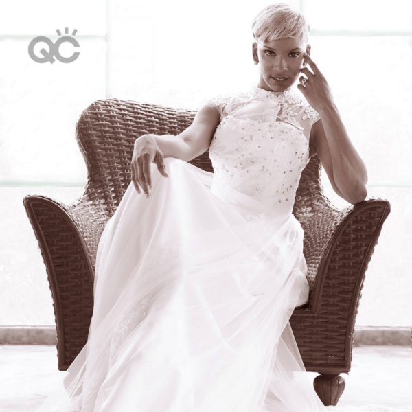 online makeup school student ambassador paula alleyne's makeup portfolio - bridal editorial shoot