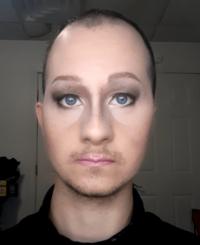 makeup artist, Jeff Wilkins