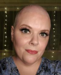 makeup artist, Stephanie McCown
