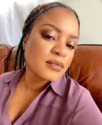 makeup artist, Manica Jacques