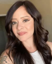 makeup artist, Rox Hernandez-Villareal