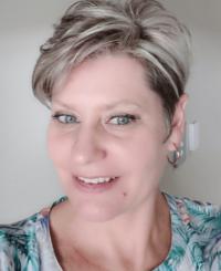 makeup artist, Christelle van Jaarsveld