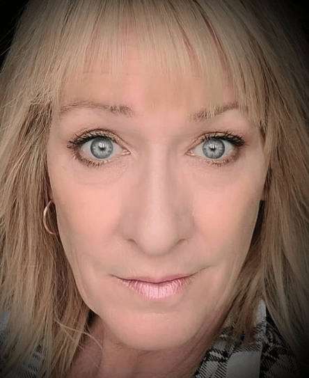 makeup certification student, Cheri Stevens
