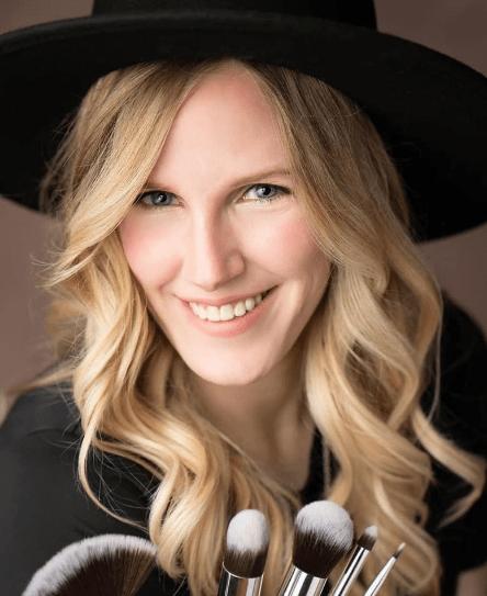 Makeup certification graduate, Katie Stegeman