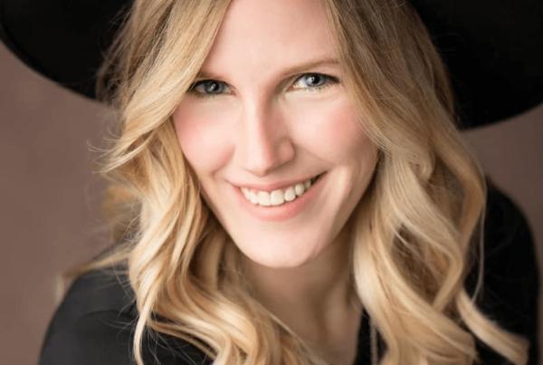 Makeup certification grad, Katie Stegeman