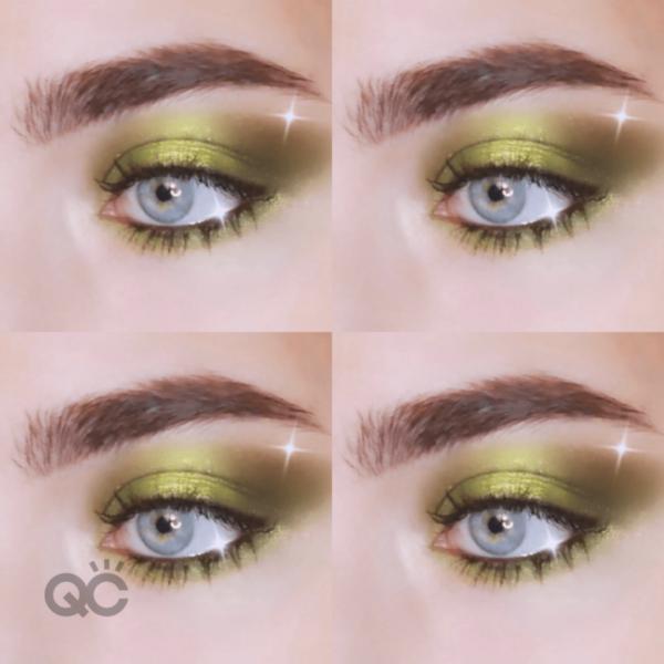 Luisa eye makeup