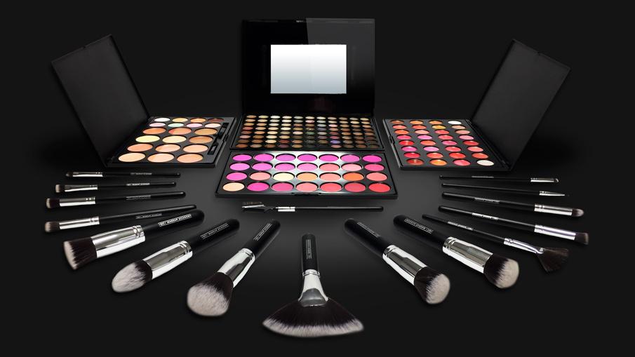 QC's Professional Makeup Kit