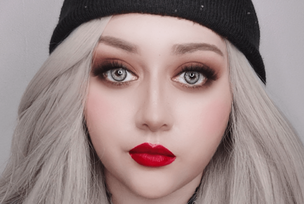 QC Makeup Academy Ambassador Alba Carpio feature image