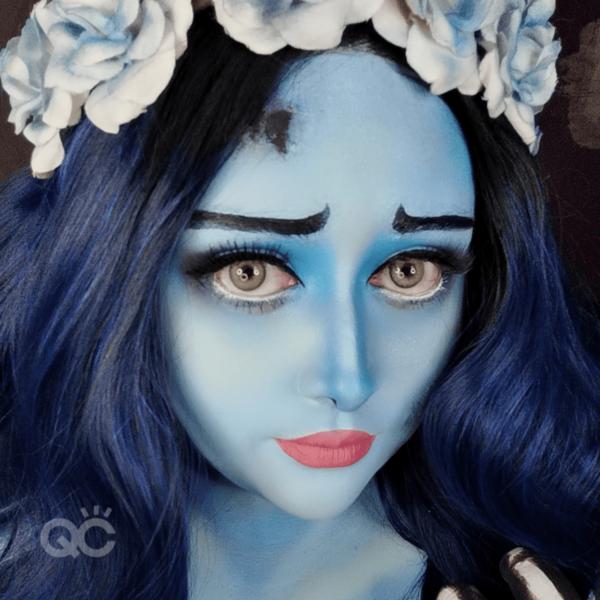 QC Makeup Academy Ambassador Alba Carpio Portfolio Image 1