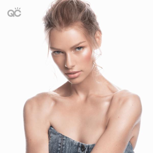 charlotte ravet editorial makeup image 3