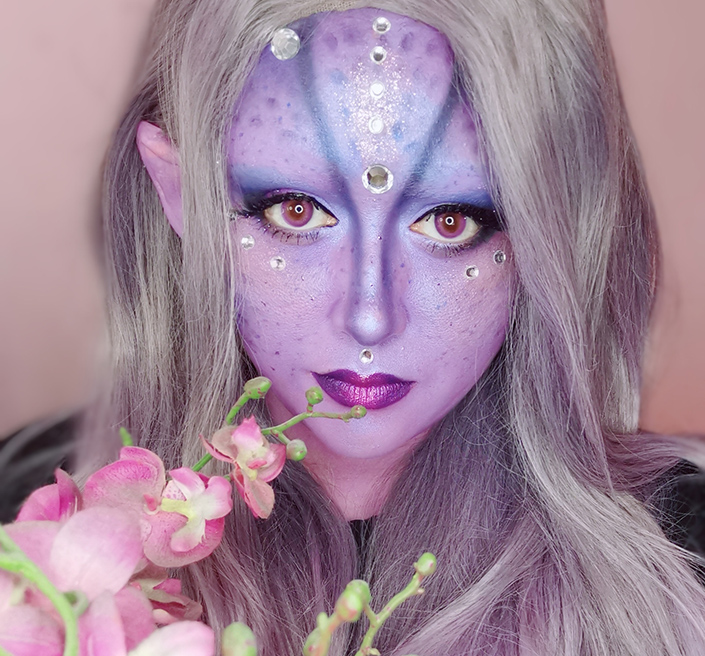 Fantasy and SFX Makeup by Alba