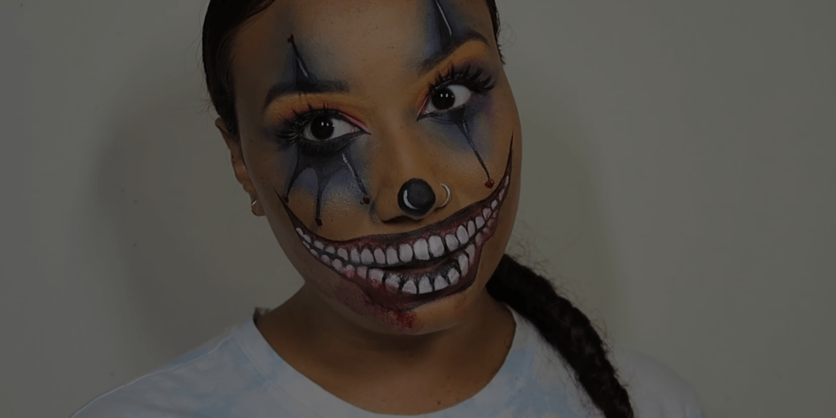 Special Effects Makeup Tutorial: The Rainbow Clown