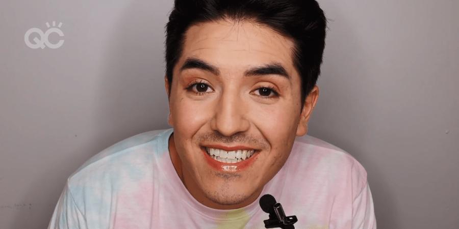 ASMR makeup tutorial, Jordan Garcia, in-post image