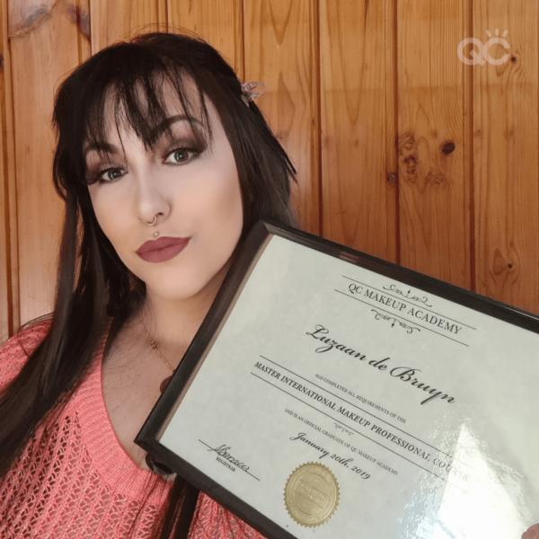 Makeup classes article Luzaan Mar 12 2021 headshot image