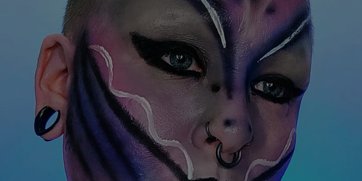 QC's Airbrush Makeup Workshop: Creating a Fantasy Look [Tutorial]