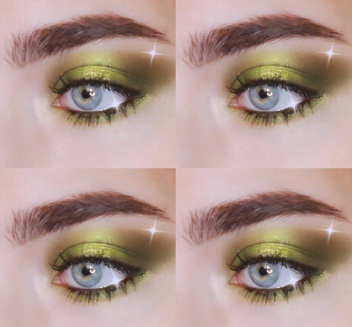 Eyeshadow Makeup by Luisa