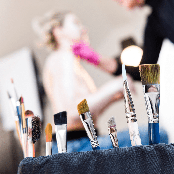 makeup career article, Angelica Hamlin video, Feature Image