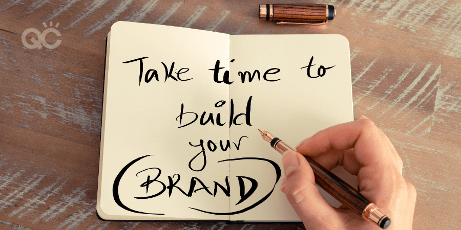 building your business's brand concept