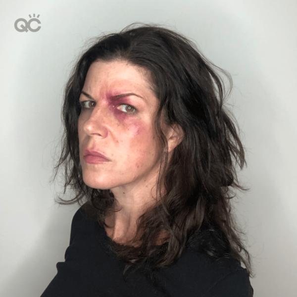 QC Makeup Academy graduate, Julie Walawender portfolio image 3